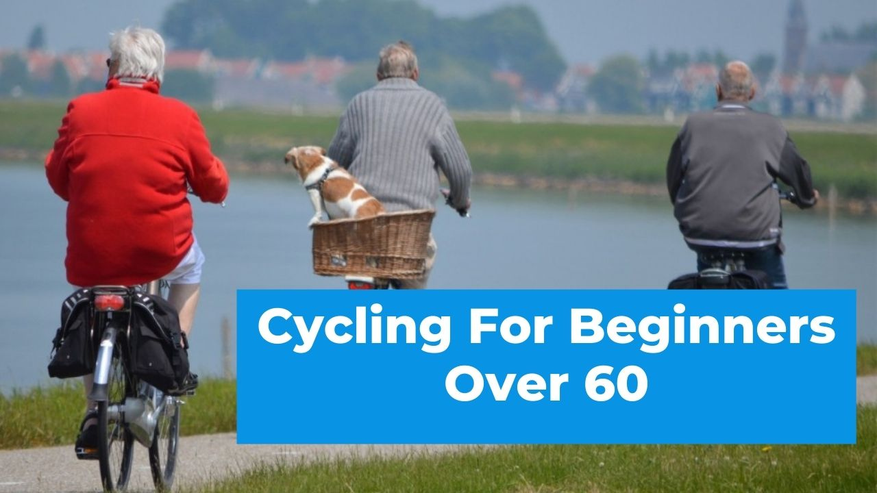 Cycling for beginners over 60 Thumbnail
