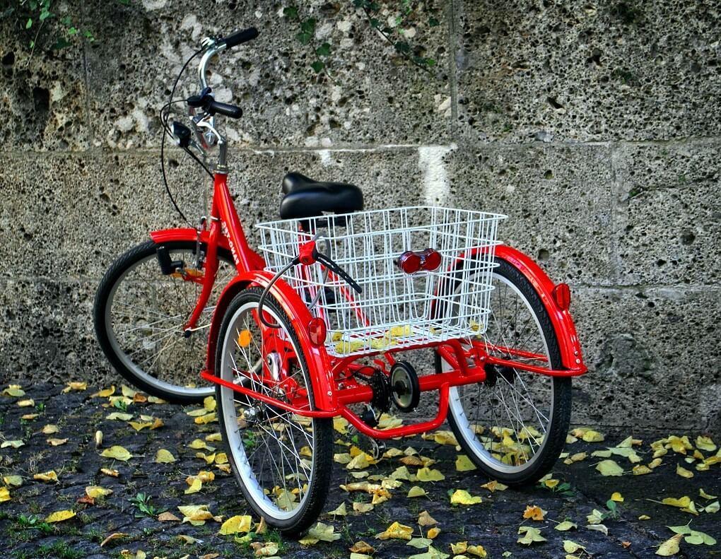 Adult trikes bicycle