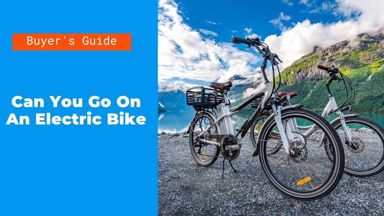 How Far Can You Go On An Electric Bike